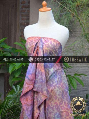 jual kain batik cap gradasi motif kontemporer 2 thebatik