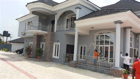 tastefully built luxurious house for sale at uyo akwa