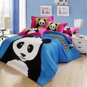 Panda bear bedding set ebeddingsets