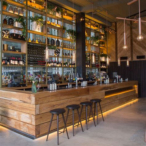 home bar design concepts gallery of 2016 restaurant bar design awards announced
