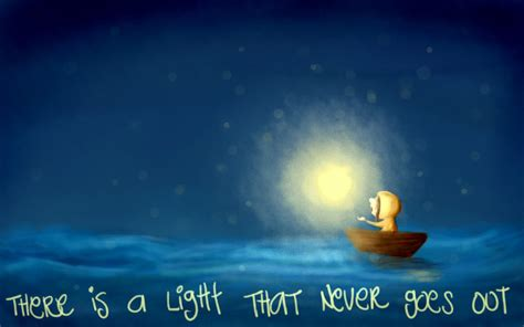 there is a light that never goes out by karladuenas9012 on