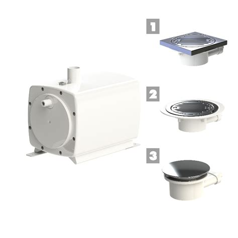 bathroom pump adaptable macerators compact macerators and pumps for