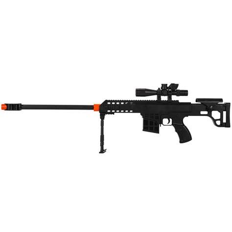 Tac 50 Sniper Rifle Green Skala 1 6 Kitbash Figure Part mini airsoft sniper rifle gun 250 fps laser scope