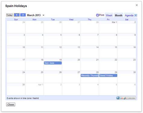 Calendario Dias C 243 Mo A 241 Adir Los D 237 As Festivos De Espa 241 A En Tu Calendario