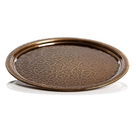 Decorative Serving Trays For Ottomans Authentic Decorative Ottoman Serving Tray 35 Cm Fairturk