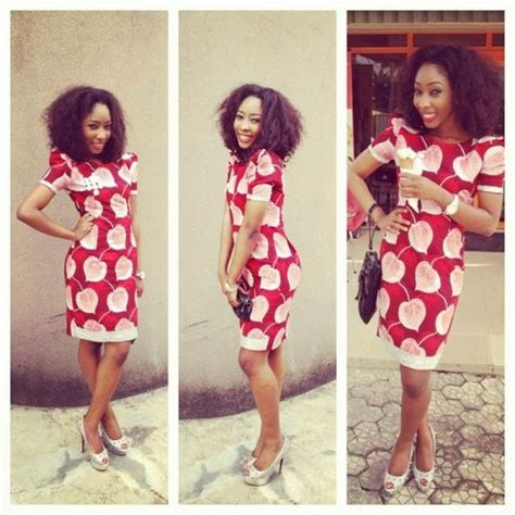 ankara short gown in naija lovely ankara style short gown for beautiful ladies