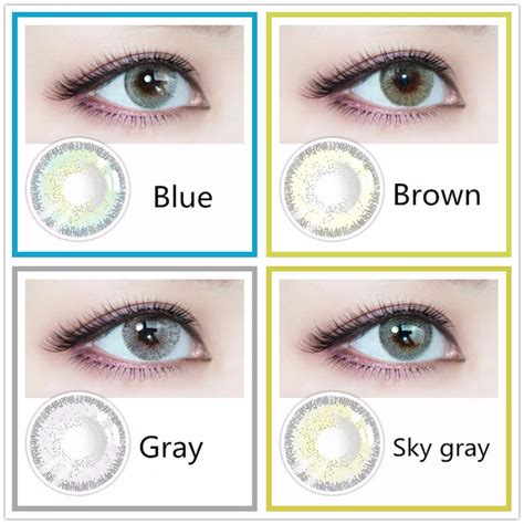 acuvue contacts color acuvue color chart colored contacts basics colored
