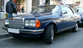 mercedes w123 coupe images