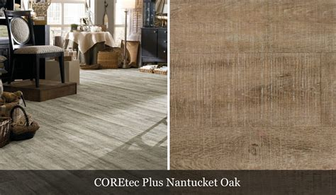"Stratford CT US Floors COREtec Plus 7"" Wide Plank Luxury"