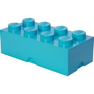 Lego Storage Brick 8 Blue Dc001029 lego storage brick 8 blue toys zavvi