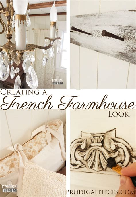 French Home Decor farmhouse bedroom finale part 2 prodigal pieces