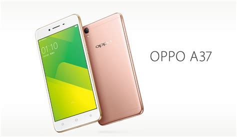 oppo a37 oppo a37 launched 4g lte 7 6mm thin