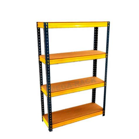 Boltless Racking by Boltless Racking With 4 Pieces Hdf Board W5 X D1