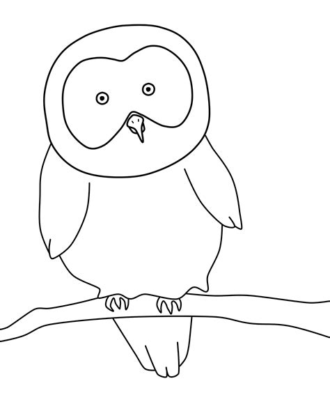 owl coloring pages for toddlers free printable owl coloring pages for kids