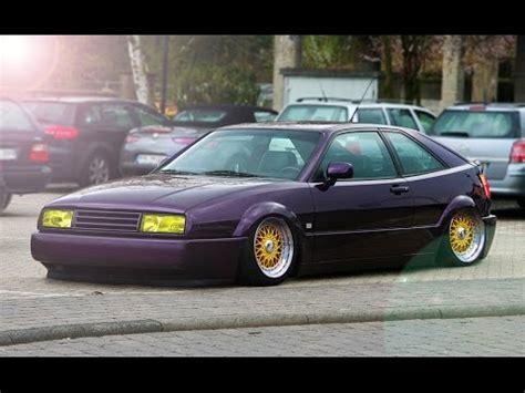 volkswagen corrado tuning photoshop virtual tuning volkswagen corrado 4 youtube