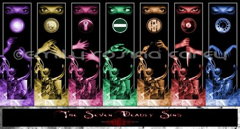 the sins of the 7 deadly sins lakai saadiq iii
