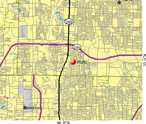 plano texas zip code map plano texas zip codes map images
