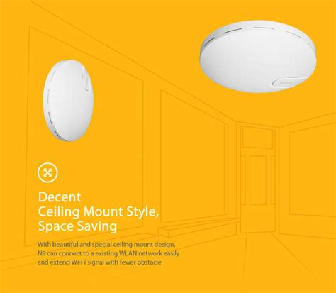 Totolink N9 Ap L Ceiling Mount 300mbps Adaptor Poe n9 300mbps range wireless n ceiling mount ap welcome to totolink
