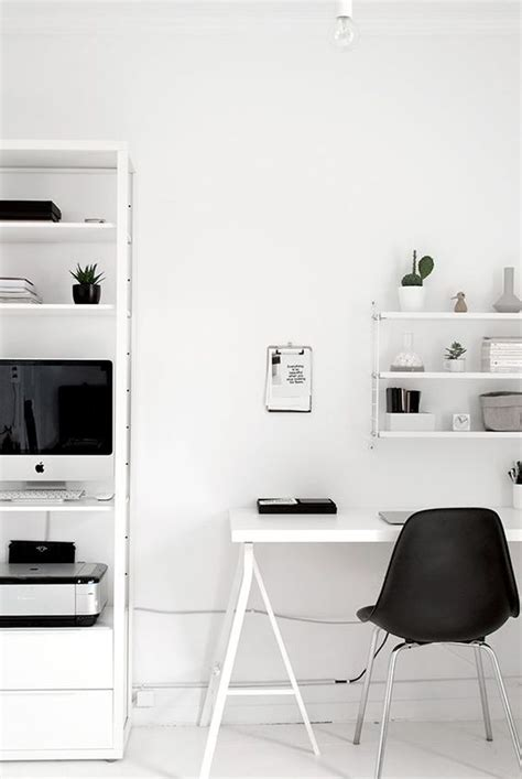 minimal office 5 on how to a minimalistic home daily decor