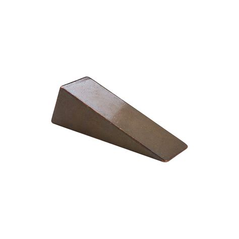 cuna hardware wedge door stop dsh401 rocky mountain hardware