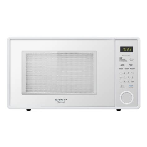 Sharp Microwave Countertop by Sharp R 309yw 1 1 Cu Ft Countertop Microwave Sears