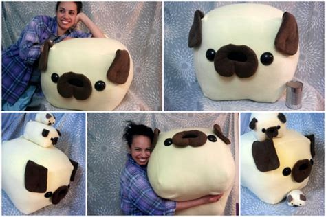 pug loaf pillow items similar to pug loaf pillow on etsy