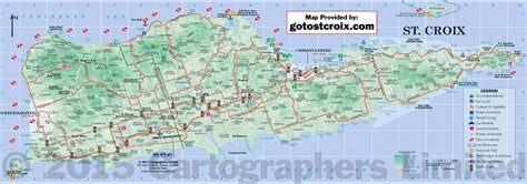 st map st croix map us islands map where is st croix