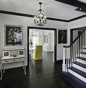 Kitchen Interior Colors Best 25 Black Trim Ideas On Pinterest Black Trim