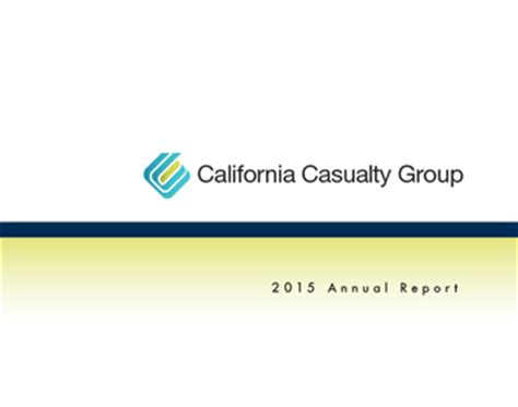 property casualty insurance company about california