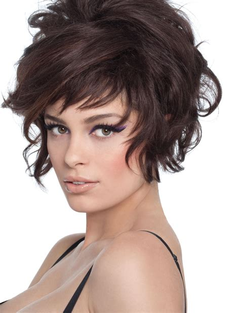 cortes de pelo corto cabello corto on pinterest media melena bob hairstyles