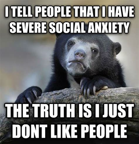 Truth Bear Meme - livememe com confession bear