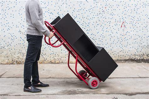 desain lu duduk desain furnitur multiposisi portable ini bikin gang pas