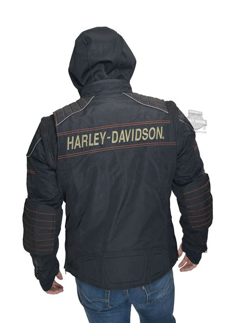 Harley Davidson 3 In 1 Jacket by Harley 3 In 1 Jacket The Flash Board