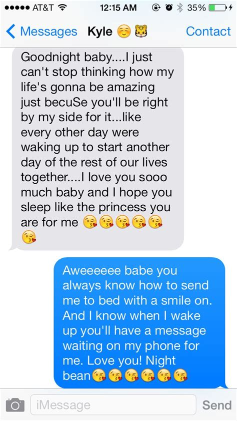 comforting love messages best 25 sweet goodnight text ideas on pinterest