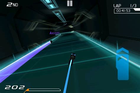 Light Racer review legacy play the before and after