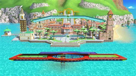 delfino plaza smashwiki  super smash bros wiki