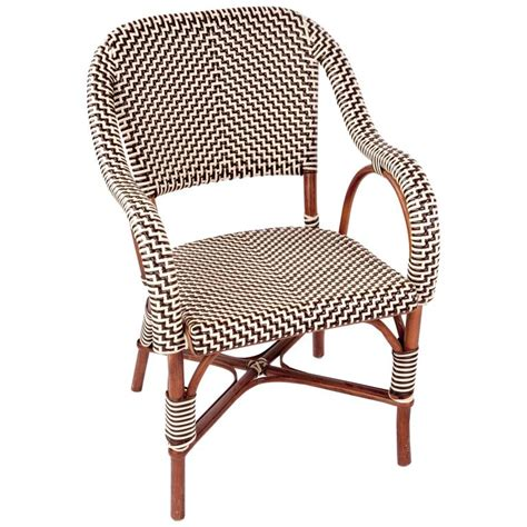 cafe armchair parisian cafe armchair by palacheck for sale at 1stdibs