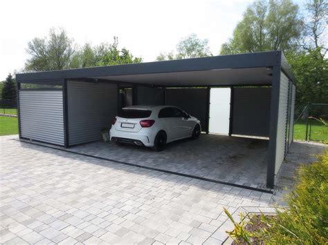 carport kaufen preis metallcarport doppelcarport mit ger 228 teraum berlin