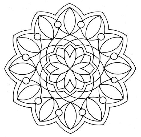 free printable mandala coloring pages for adults free mandalas coloring pages coloring home