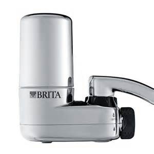 Best Water Filter For Kitchen Sink New Brita Water Kitchen Counter Sink Filtration System Tap Faucet With Filter Ebay