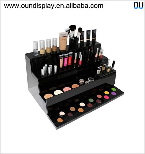 Acrylic Box Palette Acrylic Makeup acrylic makeup display stand fay