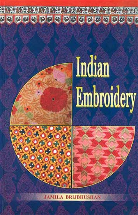 indian picture books indian embroidery