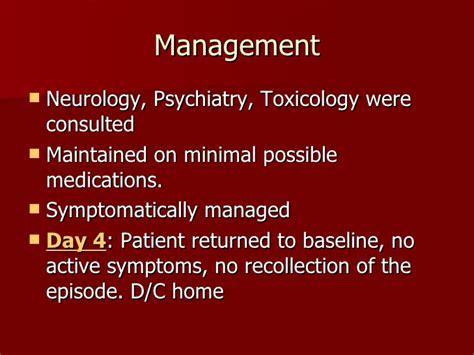Soma Detox Symptoms by Carisoprodol Withdrawal