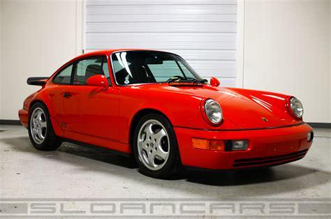 1993 porsche rs america 1993 porsche 964 rs america coupe 18 579 sloan cars