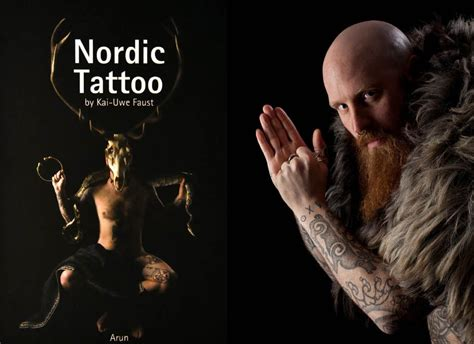 traditional viking tattoos nearly 25 years ago pioneering tattooists erik
