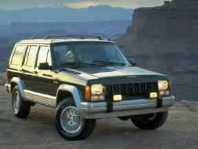 Jeep Country 1993 96 Jeep Country Xj
