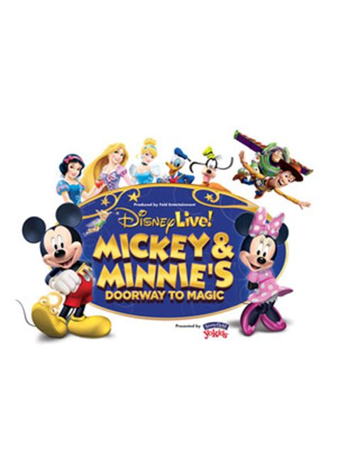 magic mickey and minnie disney doorway to live disney live mickey and minnie s doorway to magic