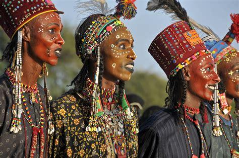 tribal copulation ciad i raduni e le feste wodaabe viaggi nel mondo