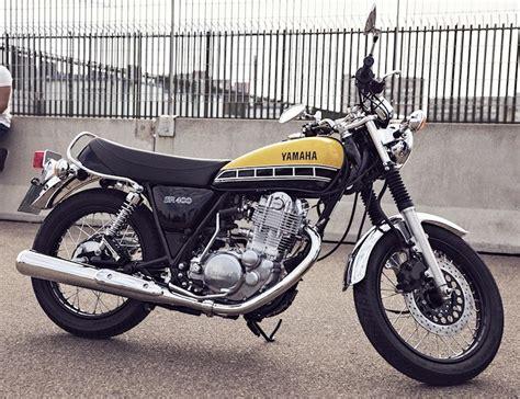 Moto Scout Yamaha by Moto Yamaha 400 Sr Occasion