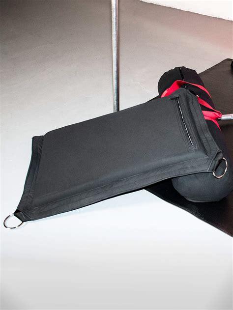 comfort master comfort master padded canvas sling leather 64 ten